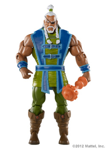 Masters Of The Universe Classics Dekker Figure