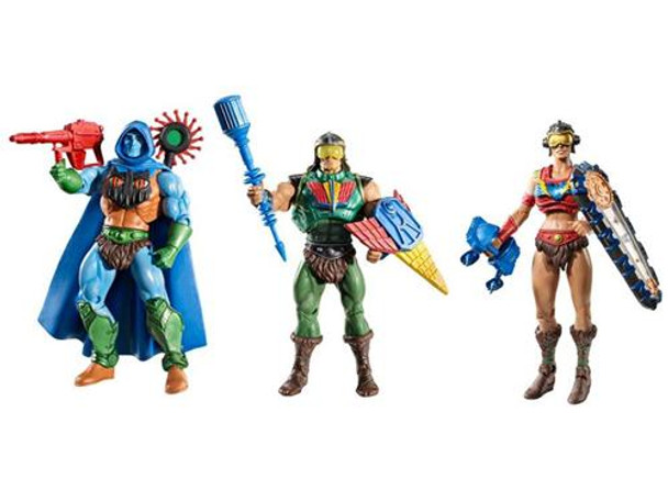 Masters Of The Universe Classics Fighting Foe Men 3-Pack Figures
