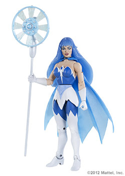 Masters Of The Universe Classics Frosta Figure
