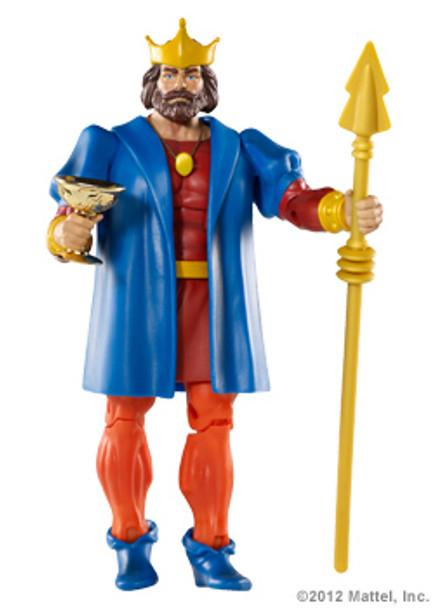 Masters Of The Universe Classics King Randor Figure