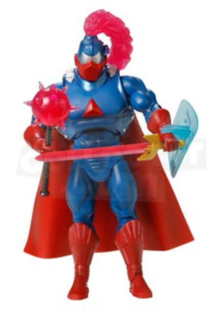 Masters Of The Universe Classics Sir Laser-Lot Figure