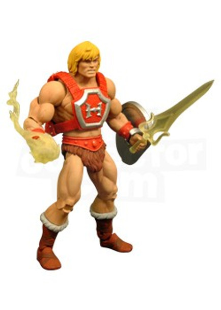 Masters Of The Universe Classics Thunder Punch He-Man Figure