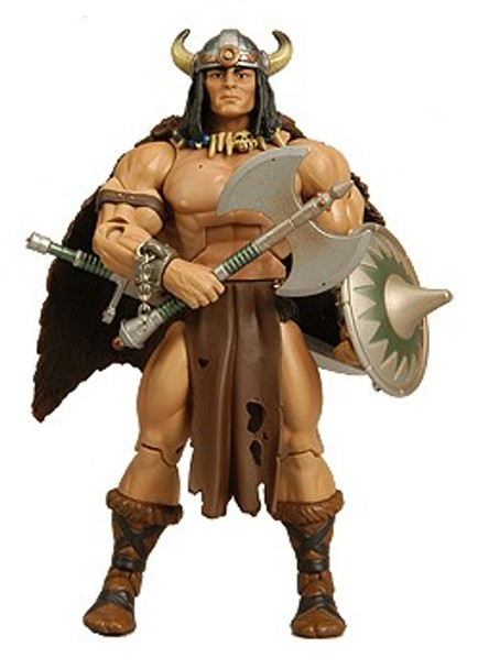Masters Of The Universe Classics Vikor He-Man of the North Figure