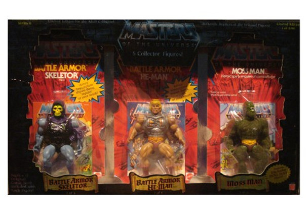 Masters Of The Universe Commemorative Series 2: 5 Pack Figures