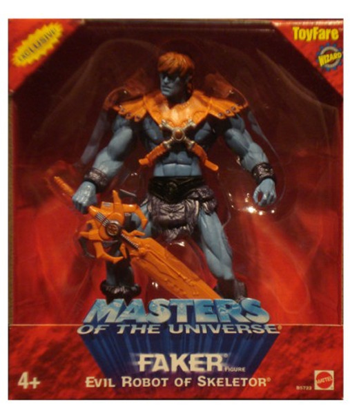 Masters Of The Universe Faker Toyfare Exclusive Figure
