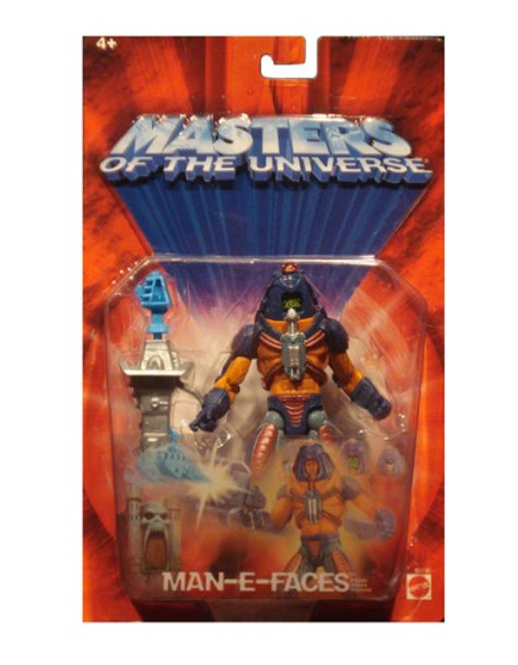 Masters Of The Universe Man-E-Faces  Figure