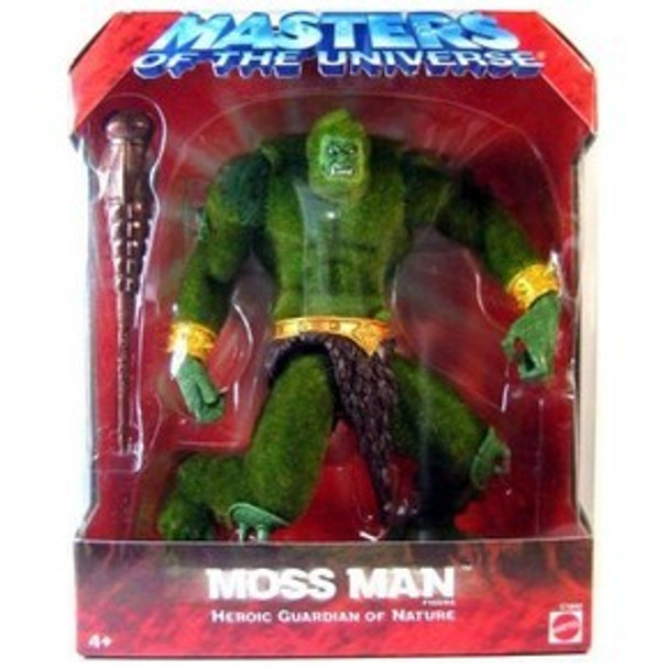 Masters Of The Universe Moss Man Exclusive Mail-Away Figure