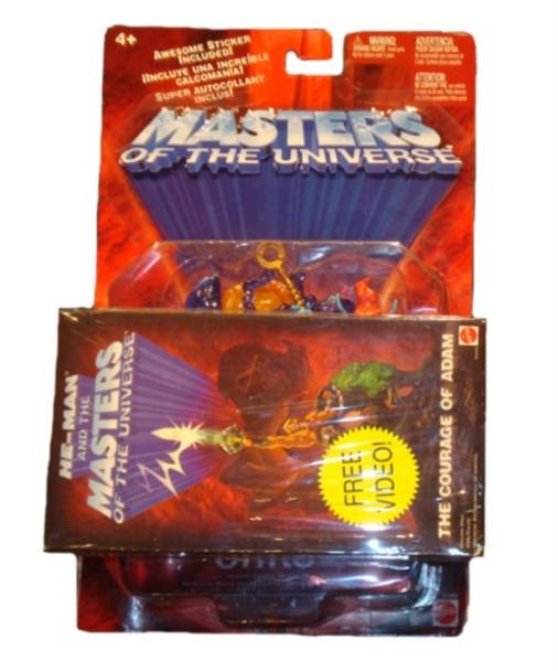 Masters Of The Universe Orko Figure w/Video
