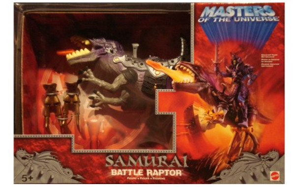 Masters Of The Universe Samurai Battle Raptor