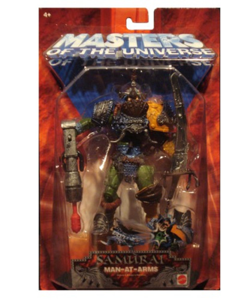 Masters Of The Universe Samurai Man-At-Arms Figure