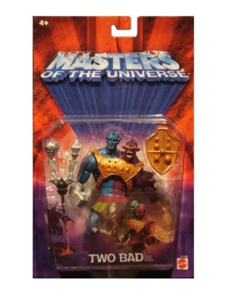 Masters Of The Universe Two Bad Figure