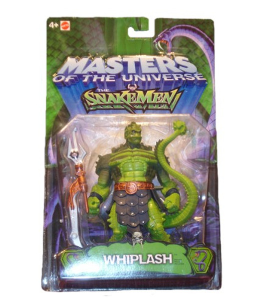 Masters Of The Universe Vs. Snakemen Whiplash Figure