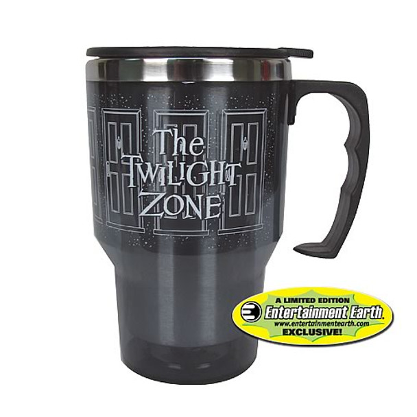 EE Exclusive The Twilight Zone Doorway 14 oz. Travel Mug