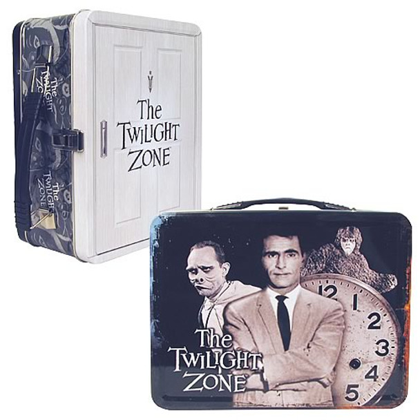 The Twilight Zone Doorway to The Twilight Zone Tin Tote