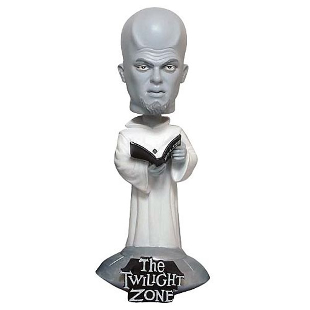 The Twilight Zone Kanamit Bobble Head