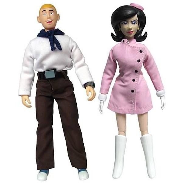The Venture Bros. Series 4: Dr. Girlfriend & Hank Venture Figures