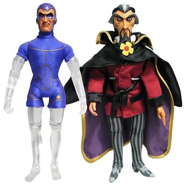 The Venture Bros. Series 5: Doctor Orpheus & Phantom Limb Figures