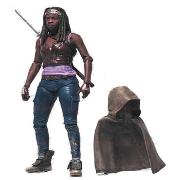 The Walking Dead TV Series 3 Michonne Action Figure