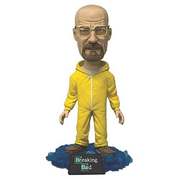Breaking Bad Walt in Hazmat Suit Bobble Head