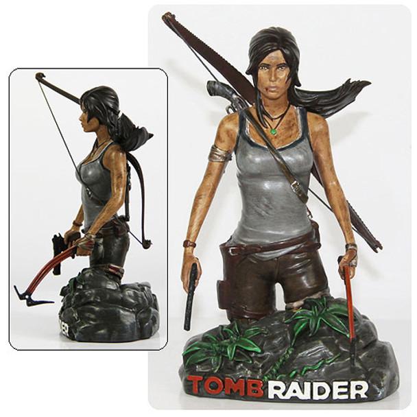 Tomb Raider Lara Croft 5-Inch Bust