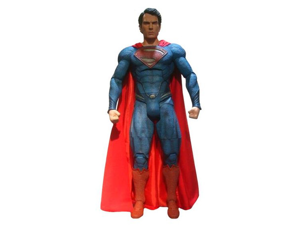 Superman Man of Steel Quarter Scale Figure