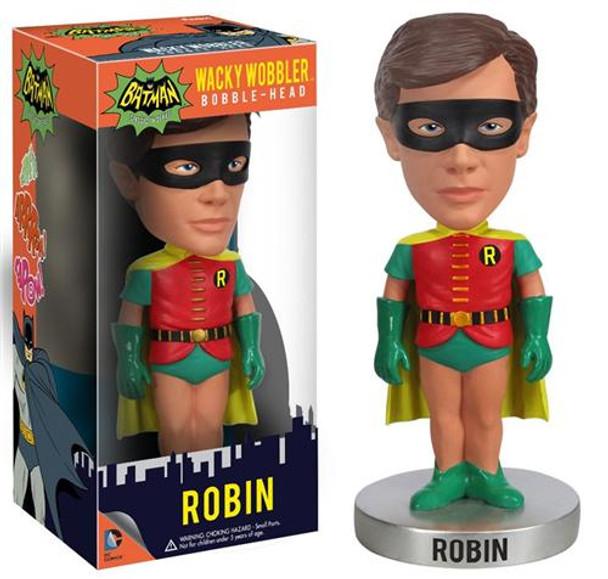 Batman 1966 TV Series Robin Bobble Head
