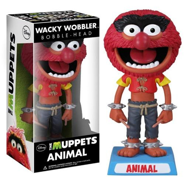 Muppets Animal Bobble Head