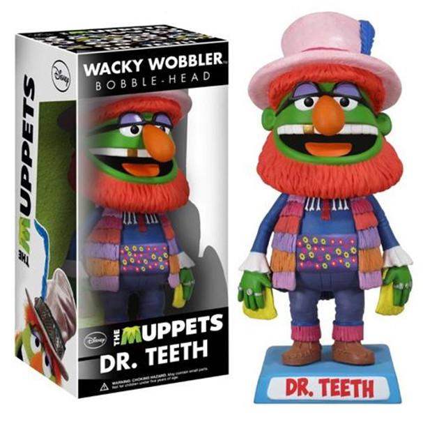 Muppets Dr. Teeth Bobble Head