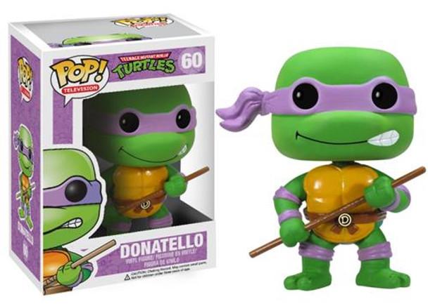 Teenage Mutant Ninja Turtles Donatello Pop! Vinyl Figure