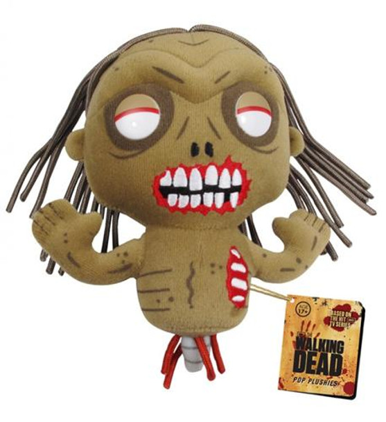 The Walking Dead Bicycle Girl Pop! Plush