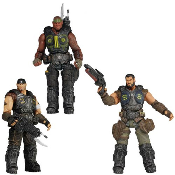 Gears of War 3 Series 2 Action Figures