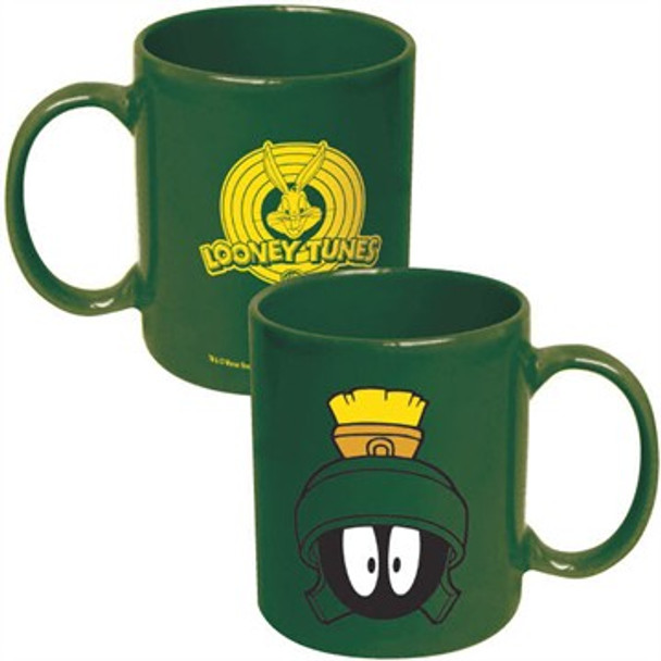 Looney Tunes Marvin The Martian Face Coffee Mug