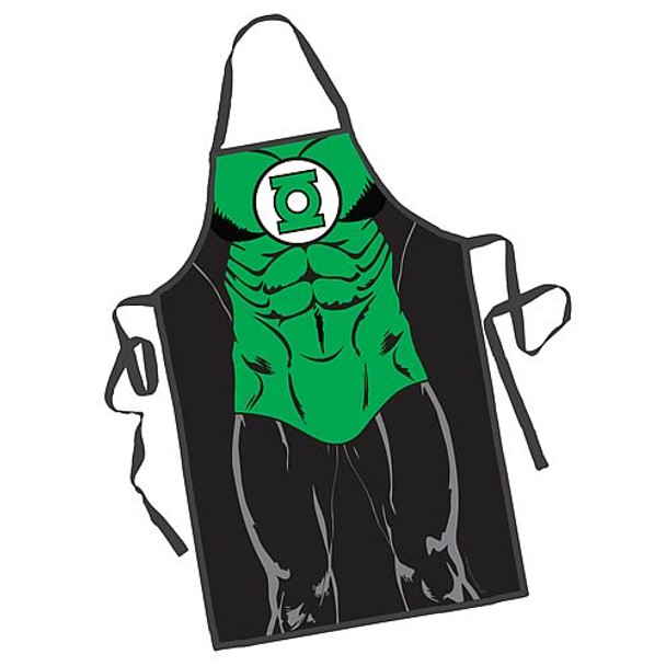 Green Lantern DC Comics Be the Character Apron