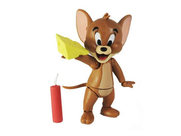 Hanna-Barbera Jerry 3-Inch Action Figure