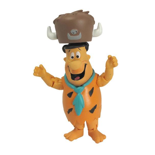 Hanna-Barbera Fred Flintstone 3-Inch Action Figure