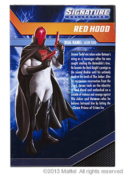 DC Universe Club Infinite Earths Red Hood Figure