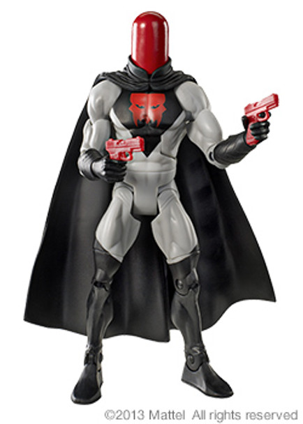 DC Universe Club Infinite Earths Red Hood Figure