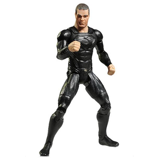 Superman Man of Steel Movie Masters General Zod In Shackels Figure