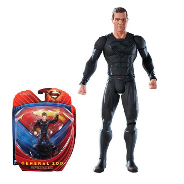 Superman Man of Steel Movie Masters General Zod Figure