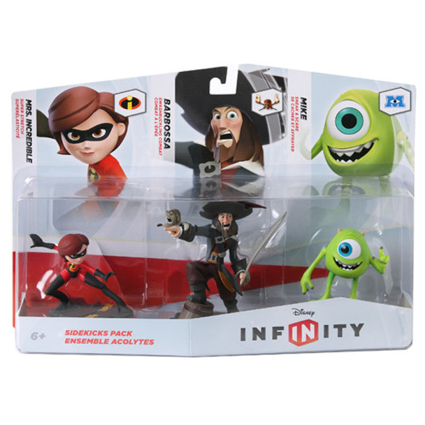 Disney Infinity Sidekicks Mini-Figure 3-Pack