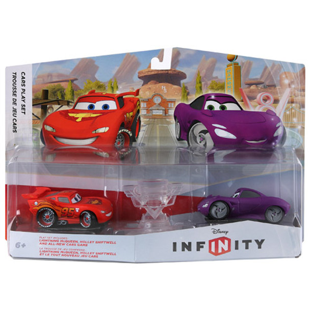 Disney Infinity Cars Play Set Pack
