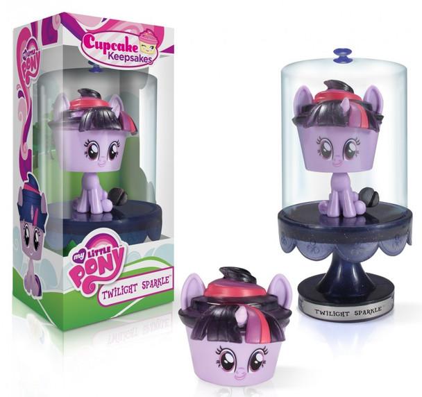 My Little Pony Twilight Sparkle Cupcake Keepsakes Series 1 Mini-Figure