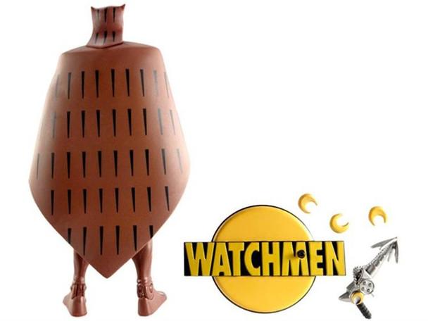 Club Watchmen Nite Owl Figure