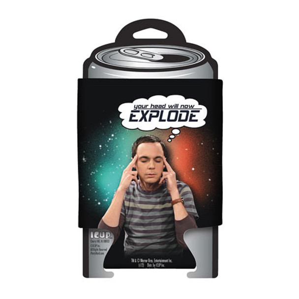 Big Bang Theory Your Head Will Now Explode Can Hugger
