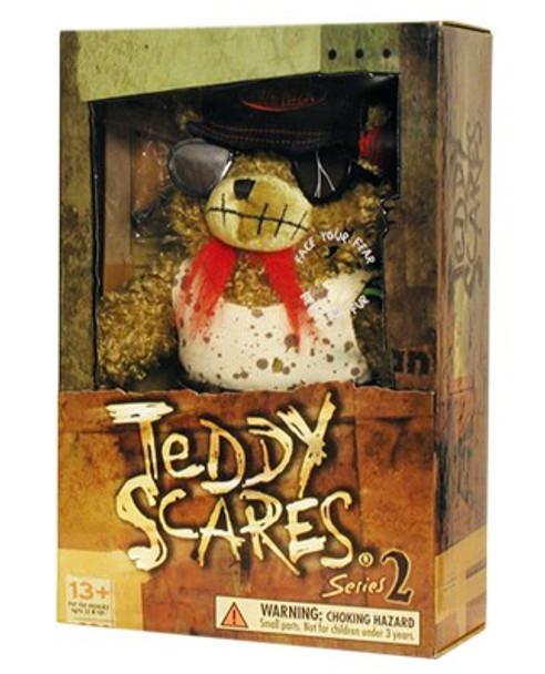 Teddy Scares Eli Wretch 12-Inch Plush