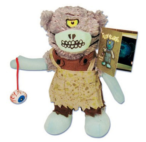 Teddy Scares Abnormal Cyrus – Surgeon 8-Inch Plush