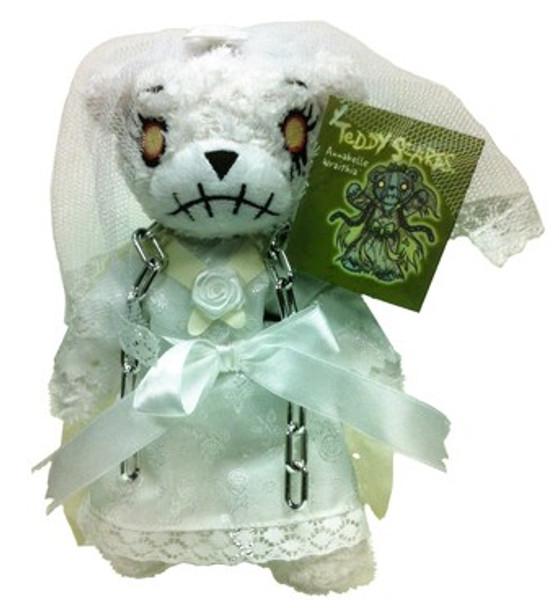 Teddy Scares Annabelle Wraithia – 8-Inch Plush