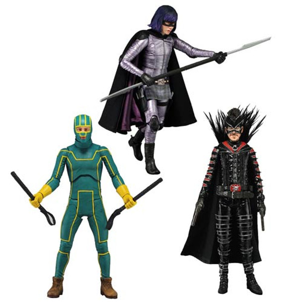 Kick-Ass 2 Series 1 Action Figures