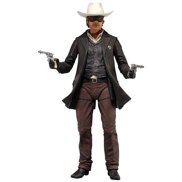 Lone Ranger John Reid  Quarter Scale Action Figure