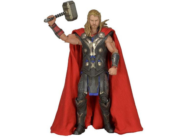 The Avengers Dark World Thor Quarter Scale Figure